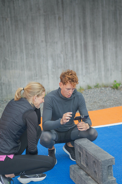 Löpskolan increased their client capacity with over 30%